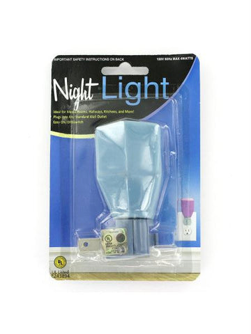 Night Light with Rotary Shade (Available in a pack of 12)