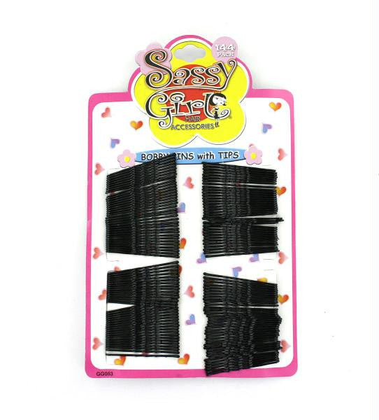 Hair Styling Bobby Pins (Available in a pack of 30)