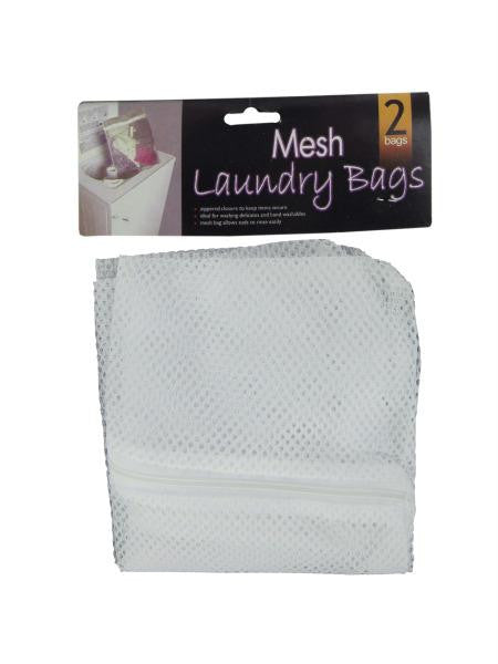 Mesh Laundry Bags (Available in a pack of 24)
