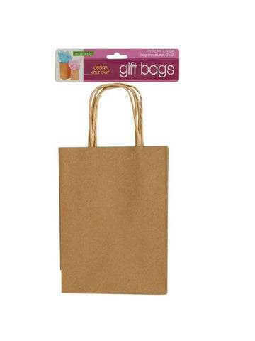 Design Your Own Gift Bags Set (Available in a pack of 24)