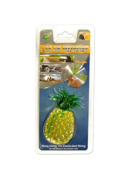 Pineapple Car Air Freshener (Available in a pack of 24)