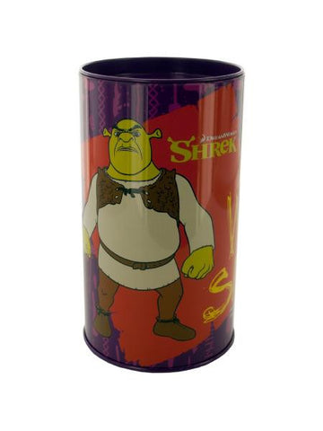 Shrek Canister Coin Bank (Available in a pack of 24)