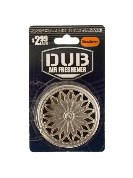 Dub Strawberry Air Freshener (Available in a pack of 24)
