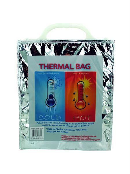 Thermal Food Bag with Handle (Available in a pack of 12)