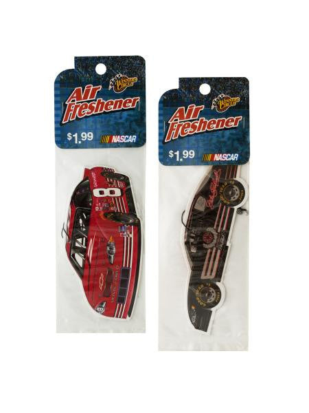 Nascar Auto Air Freshener (Available in a pack of 24)