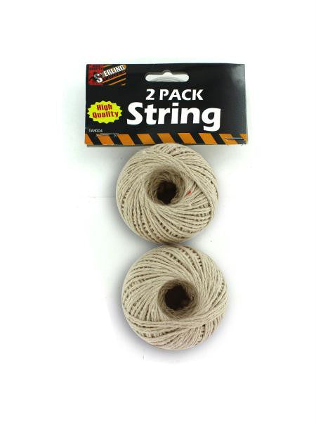 All-Purpose Cotton String (Available in a pack of 24)