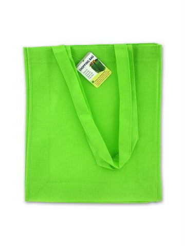 Green Shopping Bag (Available in a pack of 24)