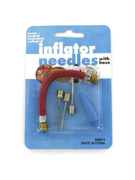 Sports Inflator Needle Kit (Available in a pack of 24)