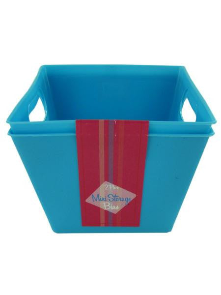Miniature Storage Bins (Available in a pack of 12)