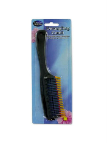 Detangling Comb (Available in a pack of 24)