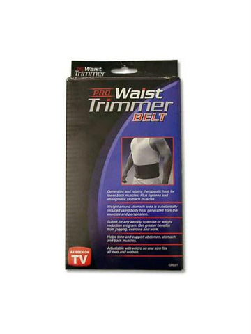 Adjustable Waist Trimmer Belt (Available in a pack of 24)