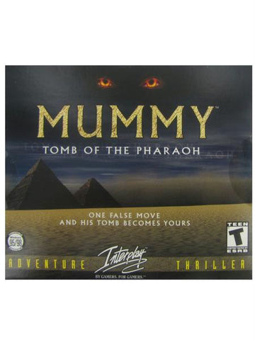Mummy: Tomb of the Pharaoh PC game (Available in a pack of 25)