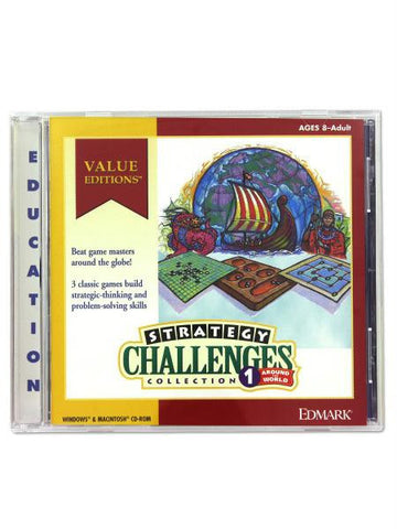 Learning Company Strategy Challenges PC game (Available in a pack of 20)