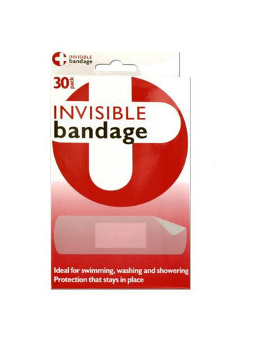 Invisible Bandages (Available in a pack of 24)