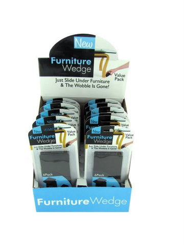 Furniture Wedge Countertop Display (Available in a pack of 12)