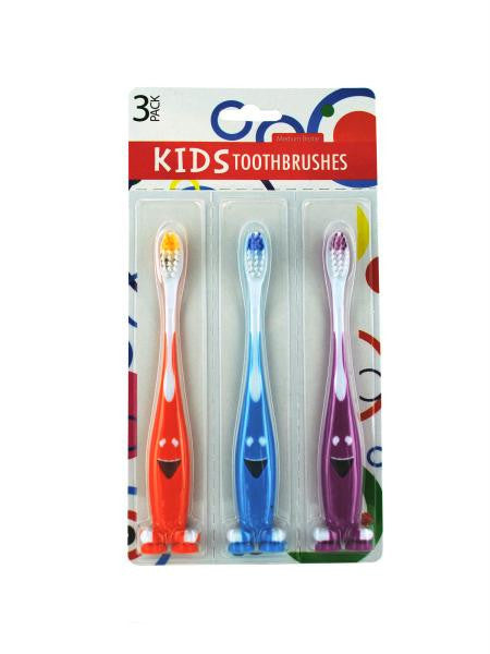 Fun Kids Toothbrush Set (Available in a pack of 12)