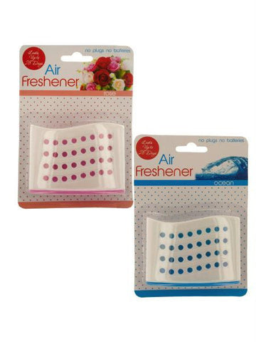Scented Air Freshener (Available in a pack of 12)