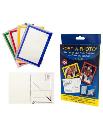 Post-A-Photo Photo Postcard (Available in a pack of 20)