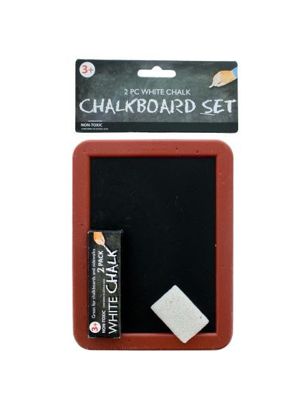 Mini Chalkboard Set (Available in a pack of 24)