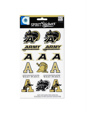 Army Spirit Stickers (Available in a pack of 24)