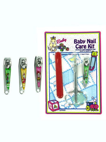Baby Nail Care Kit (Available in a pack of 24)
