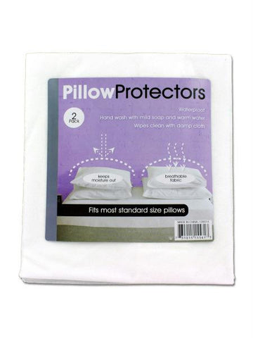 Pillow Protectors (Available in a pack of 24)