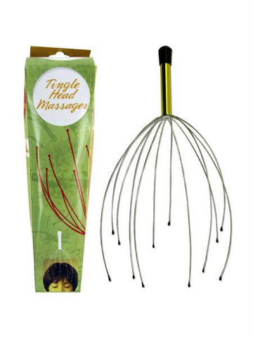 Tingle Head Massager (Available in a pack of 24)
