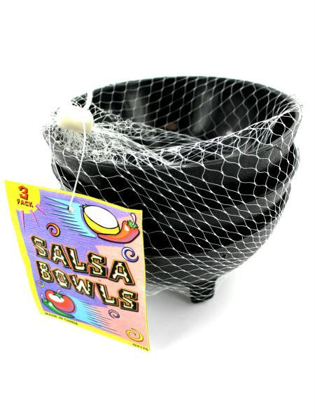 Salsa Bowls (Available in a pack of 24)