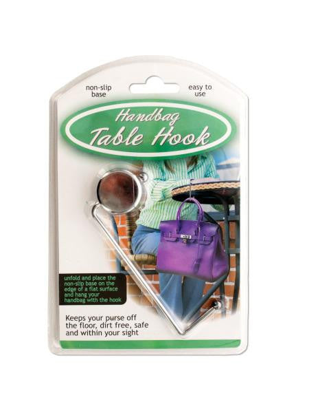 Handbag Table Hook (Available in a pack of 12)