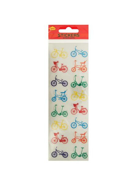 Bicycle Stickers (Available in a pack of 24)