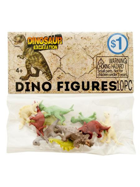 Mini Dinosaur Figures (Available in a pack of 24)