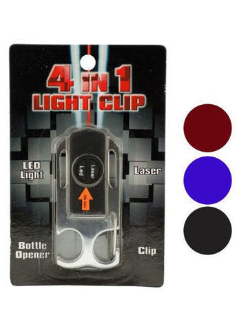 4 In 1 Light Clip (Available in a pack of 24)