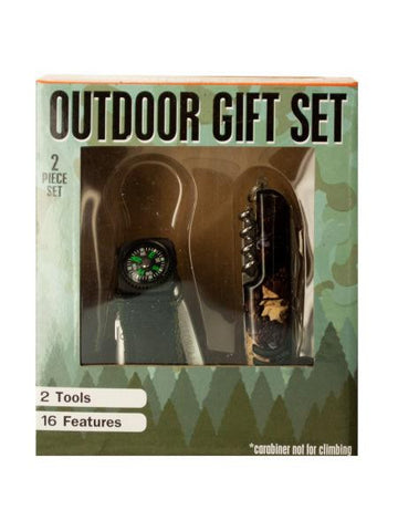Outdoor Multi-Function Tool Gift Set (Available in a pack of 2)