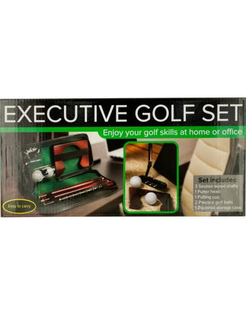 Executive Portable Golf Set (Available in a pack of 1)