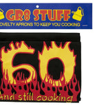 60 And Still Cooking Novelty Apron (Available in a pack of 24)