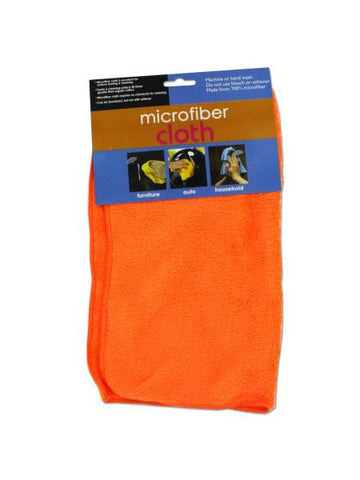 Multi-Purpose Microfiber Cloth (Available in a pack of 24)