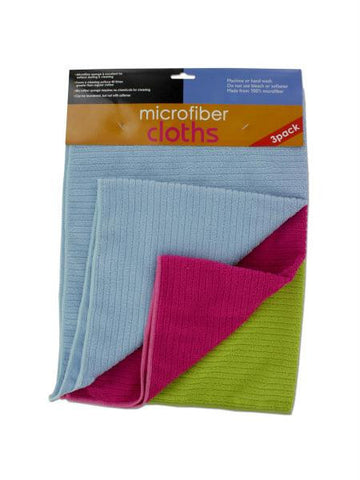 Microfiber Cloths (Available in a pack of 6)