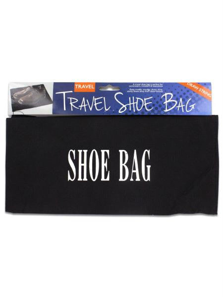 Travel Shoe Bag (Available in a pack of 24)
