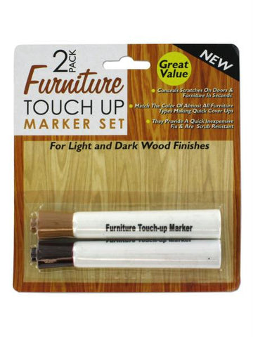 Furniture Touch-Up Marker Set (Available in a pack of 12)