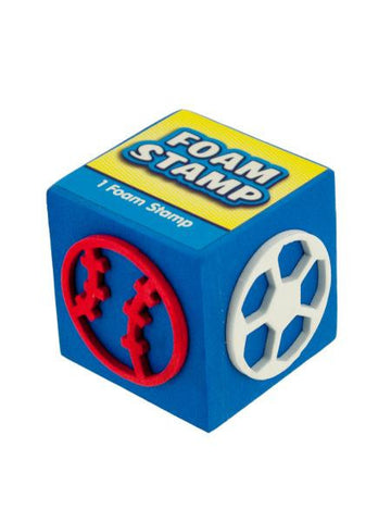 Fun Foam Stamps (Available in a pack of 24)