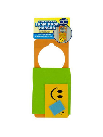 Make Your Own Foam Door Hanger (Available in a pack of 24)