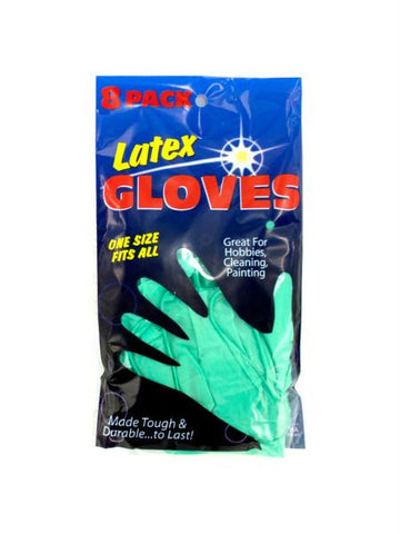 Latex Gloves Set (Available in a pack of 12)