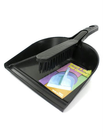 Brush & Dust Pan Combo (Available in a pack of 12)