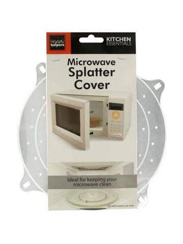 Microwave Splatter Cover (Available in a pack of 24)