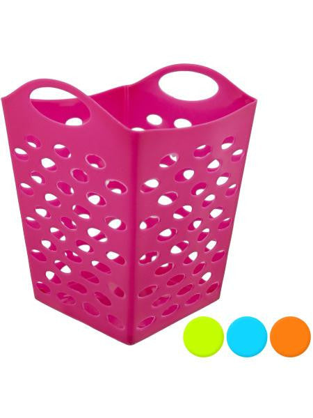 Flexible Square Storage Basket (Available in a pack of 24)