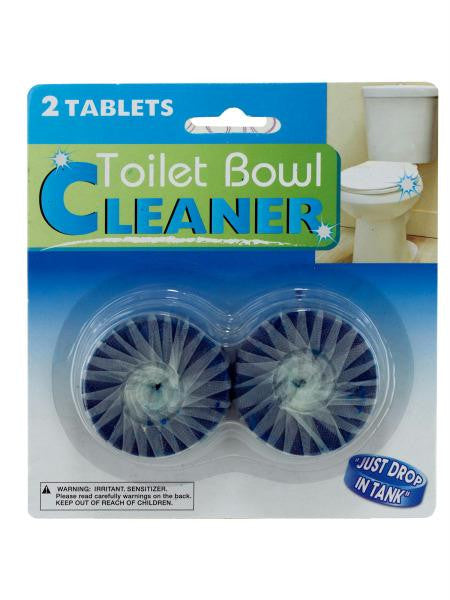 Toilet Bowl Cleaner Tablets (Available in a pack of 24)