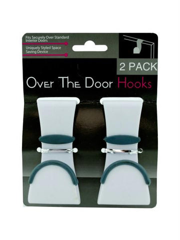 Over-the-Door Hooks (Available in a pack of 24)