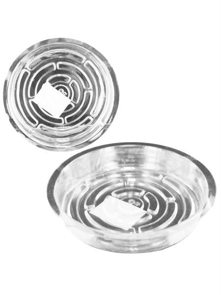 Transparent Planter Saucer (Available in a pack of 24)