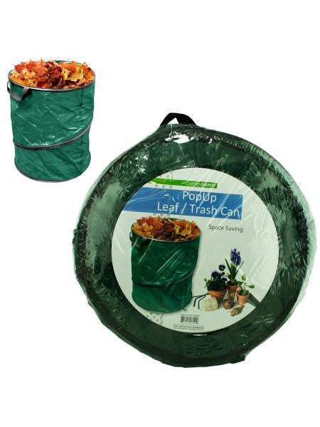 Pop Up Leaf Trash Can (Available in a pack of 4)