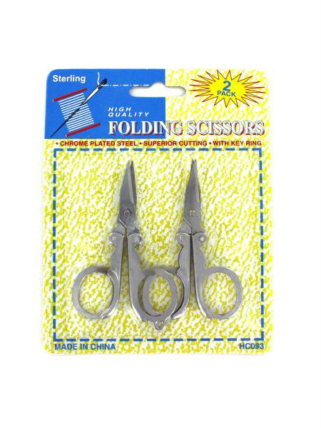 Folding Scissors (Available in a pack of 24)